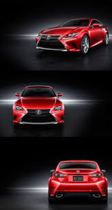 lexus paint colors upcoming lexus rc 350 in striking paint color the need