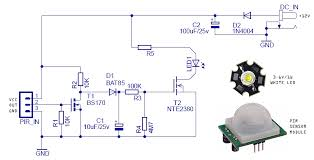 motion light wiring diagram outdoor motion sensor light wiring