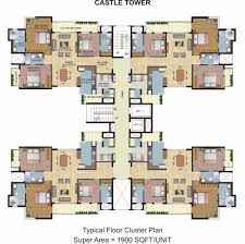 grand connaught rooms floor plan omaxe spa village apartments in faridabad