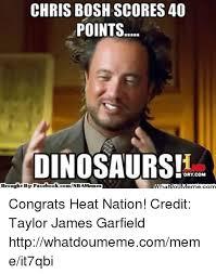 Chris Bosh Dinosaur Meme - 25 best memes about taylor taylor memes