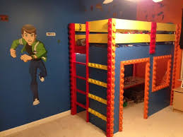 Lego Bed Frame Lego Themed Bedroom Ideas 20 Home Design Garden Architecture