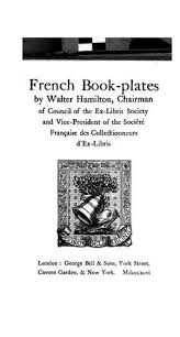 book plates dishes concerning book plates a handbook for collect worth reading