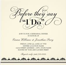 Rehearsal Dinner Invitations Rehearsal Dinner Invitation Etiquette Plumegiant Com