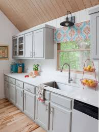 Ideas To Update Kitchen Cabinets 15 Cheap But Glam Cabinet Updates For Kitchens Hgtv