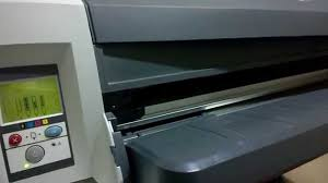 hp desingjet 111 roll youtube