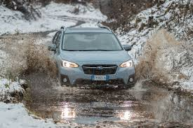 subaru crosstrek forest green subaru xv 2018 review by car magazine