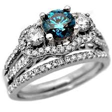blue diamond wedding rings blue diamond wedding rings 58 best blue diamond engagement rings