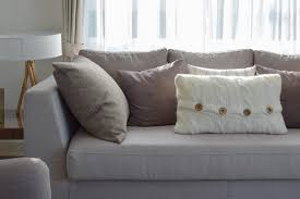 Diy Couch Cushions Firm Up Frumpy Sofa Cushions With This Trick Simplemost