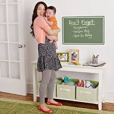 tips for organizing your home how to organize your nursery kitchen and entryway for baby