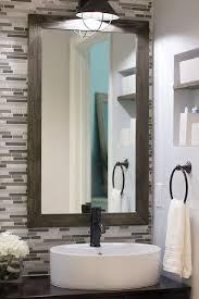 Tile Bathroom Backsplash Good Mosaic Tile Bathroom Backsplash 47 Awesome To Home Design