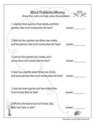 free math money word problems free math word problems and math