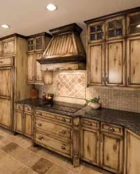 Antique White Cabinets With White Appliances by Antique White Kitchen Cabinets After Glazing Jpg Home Living