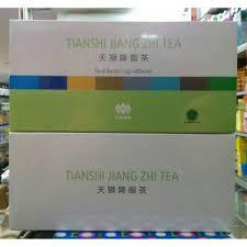 Teh Jiang jual teh pelangsing jiang zhi tea tiens di lapak reza fauzie rachman