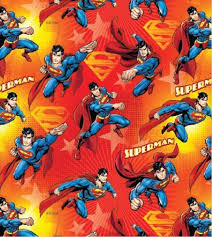 superman wrapping paper superman gift wrap superman poppyseed