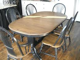 kitchen table refinishing ideas kitchen table refinishing refinished dining room table refinishing