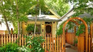 400 Yard Home Design by 550 Sq Ft Restored Historic Cottage Amazing Small House Design