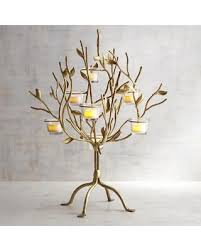 tree branch candle holder slash prices on pier 1 imports metal tree tealight candle holder