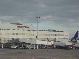 Warsaw Airport Map Scranton Blog Warsaw Airport