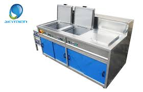 Ultrasonic Blind Cleaning Equipment 77l Tank Ultrasonic Cleaning Equipment Ultrasonic Auto Parts Cleaner