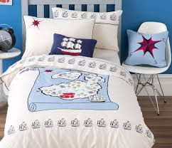 Map Quilt Treasure Map Quilt Cover Set Pirate Bedding Kids Bedding Dreams