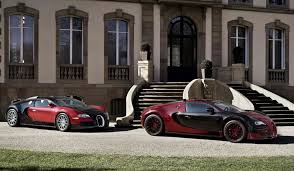 first bugatti bugatti veyron grand sport vitesse la finale goes official