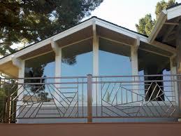 geometric deck railing designs u2014 jbeedesigns outdoor deck
