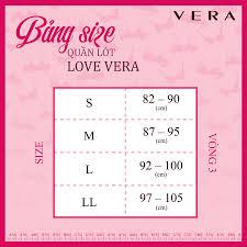 bo 10 Quần L³t Ná ¯ Love Vera Cotton Bikini VBQB7166 Mu NgẠu