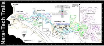 Michigan Trail Maps by 15 Trails U2013 Whyilovethekeweenaw