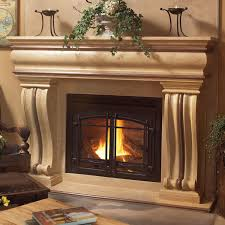 cast stone fireplace mantels gazebo decoration