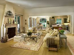 rustic open floor plans rustic open floor plans living room mediterranean with glass top