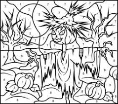 halloween coloring u2013 fun christmas