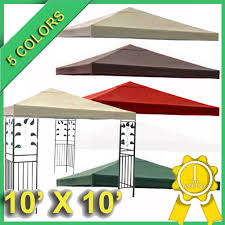 Backyard Canopy Covers Gazebo Canopy Material Photo Gallery Backyard