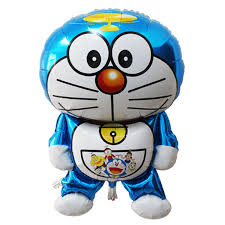 hello balloon delivery 3pcs lot ballons birthday balloon delivery toys baby bottle doraemon