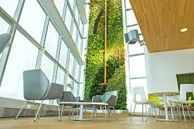 desjardins unveils the tallest indoor living wall in the world