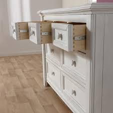 Pali Dresser Amazon Com Pali Designs Cristallo Double Dresser Baby