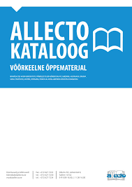 allecto kataloog 2017 18 võõrkeelsed õppematerjalid by allecto as