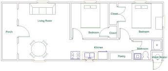 derksen 16 x 32 512 sq ft 1 bedroom factory finished cabin derksen portable factory finished cabins by enterprise center