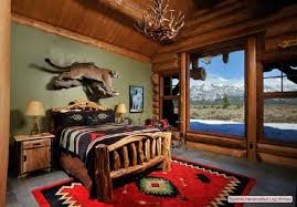 Log Cabin Bedroom Ideas Easy Log Cabin Bedroom Decor Pleasing Cabin Bedroom Decorating