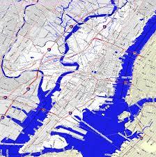 Nj Counties Map Bridgehunter Com Hudson County New Jersey