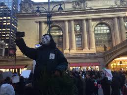 ayotzinapa in new york city ii mexicans say u0027basta u0027 mi blog es