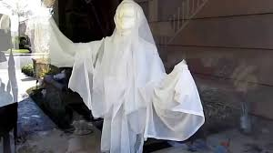 flying crank ghost for halloween youtube