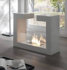 modern and sophisticated design italian bioethanol fireplace modern living room interior exclusive italian