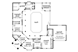100 adobe style homes home plans house plan courtyard santa
