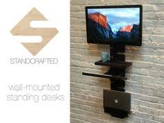gas spring lcd keyboard combo mount desk and wall 350 monitor