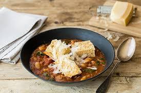 family rustic italian soup recipe hellofresh