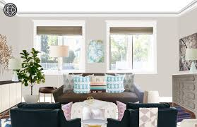 Online Interior Design Portfolio by All White Interior Design Mixed With Feng Shui Idolza