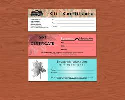 gift certificate size uprinting com