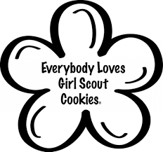 the stylish and also beautiful scout cookies coloring pages