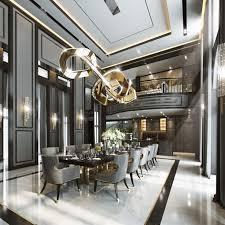 luxury dining room architecture elegant dining room luxury interior furniture