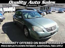 nissan altima for sale cincinnati 2004 nissan altima 2 5 s for sale 113 used cars from 1 745